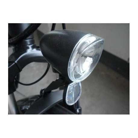 Lampa przednia - do roweru elektrycznego Tornado.