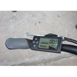 Wskaźnik i regulator LCD na kierownicę - do roweru