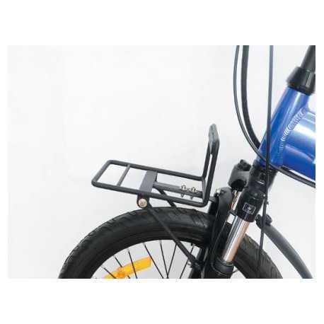 Przedni bagażnik - do rowerów elektrycznych Tornado i Burza