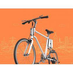 """E-bikeapp-m 20"""" z aplikacją na smartfony"""